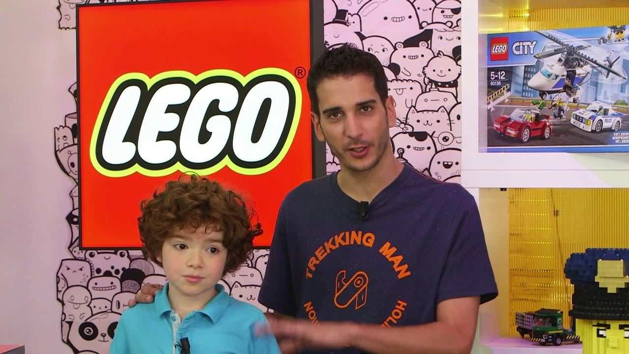 LEGO CITY LA MISSION - EPISODE 1 - YouTube