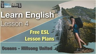 ESL English Vocabulary | Oceans, Hillsong United