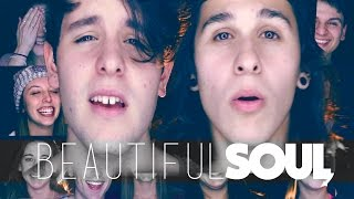 Beautiful Soul - Jesse McCartney (Tyler & Ryan Cover)