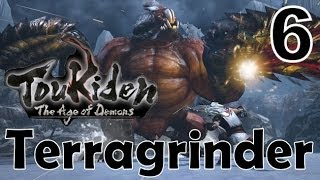 Toukiden: The Age Of Demons - PS VITA 1080P ONLINE Gameplay  6 - Terragrinder 6☆