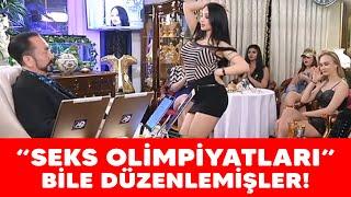Adnan Oktar'ın 'Hayalet'i 'seks olimpiyatları'nı anlattı