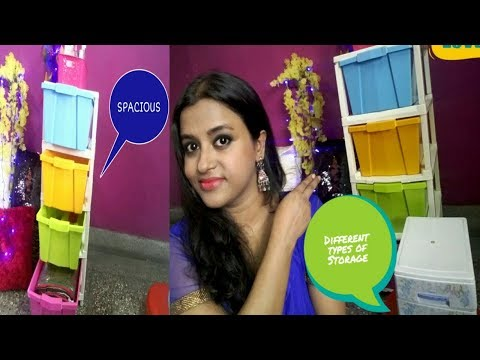 Amazon/Big Bazaar affordable storage haul/Multipurpose drawers/basket/Anindita Ghosh