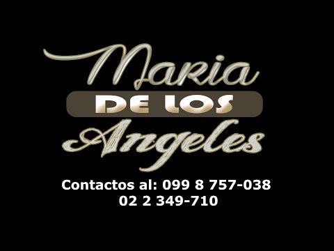MARIA DE LOS ANGELES - SALUDA AL PROGRAMA RECONTRA CHICHA MIX