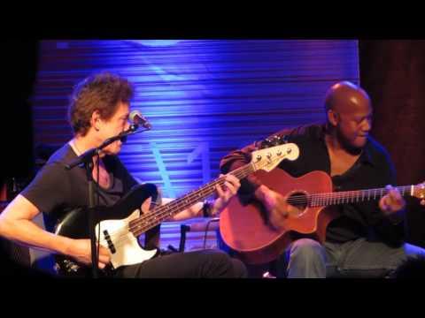 Dominic Miller on bass - Aalener Jazzfest 2015