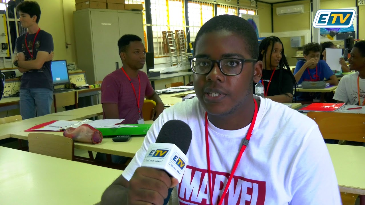 L'heure de l'école numérique a sonné en Guadeloupe!
