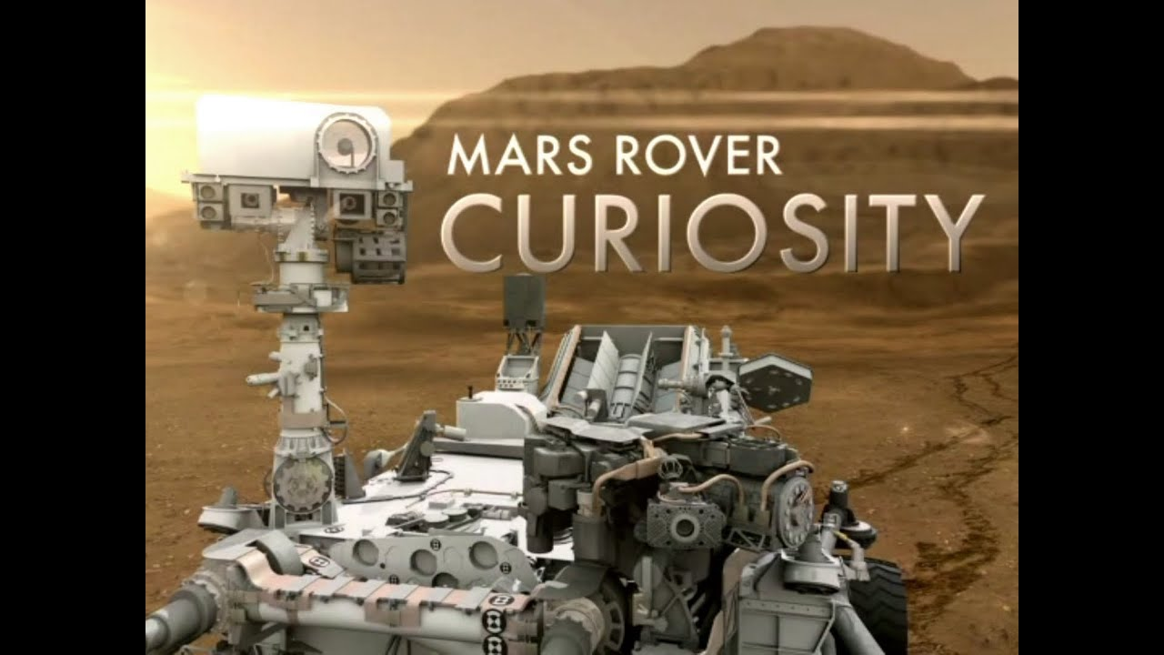 NASA's Mars Rover Curiosity: Historic Landing - YouTube