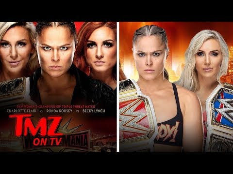Dana McKenzie - Ronda Rousey's Big Plans After Wrestlemania 35