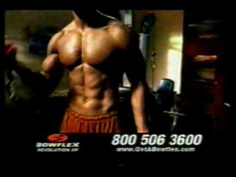 Bowflex ca commercial