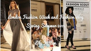 LONDON FASHION WEEK SS15 | #LFWSS15 FASHION SCOUT | LILY KITTEN Thumbnail