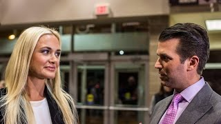 Who Is Vanessa Trump.  Wife Of Donald Trump Jr Is A Former