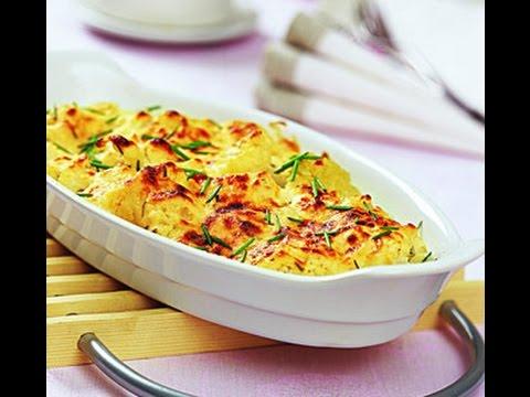 как вкусно приготовить цветную капусту в духовке