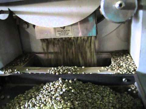 coffee machine polishing