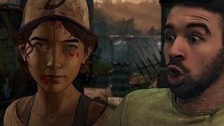 Я СНОВА ИСПЫТАЛ ШОК! - The Walking Dead: A New Frontier