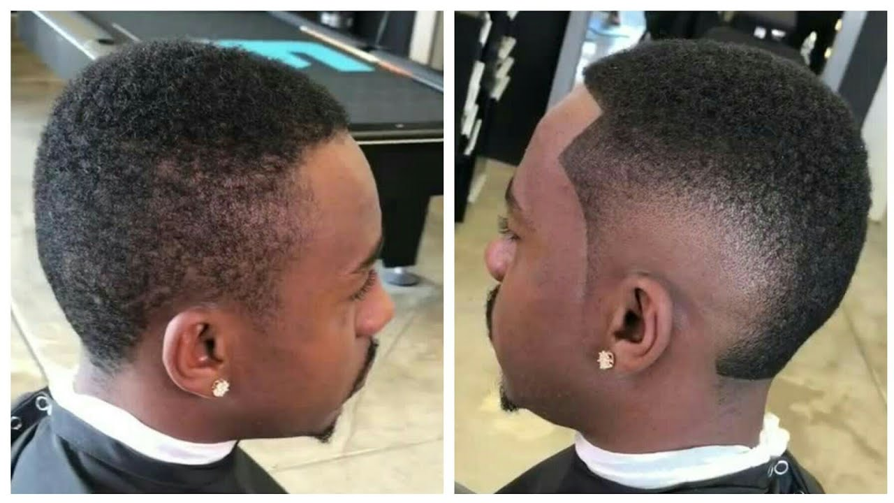 Faux Hawk Fade | Cut By Wester | Afro Haircut