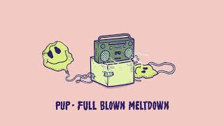 PUP - Full Blown Meltdown (Audio)