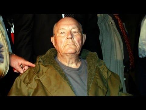 Morto Ivan Demjanjuk guardia nazista a Sobibor  YouTube