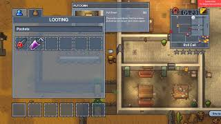 The Escapists 2 - Dungeons and Duct Tape Gameplay (PC game)..