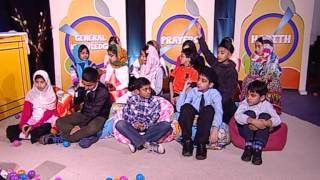 Kids Time:  Programme no 22 (English & Urdu)