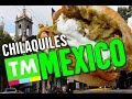 Eating Chilaquiles in Mexico City | Mexican Street Food
