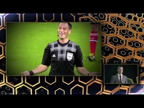 Mark Clattenburg - Best Referee of the Year 2016