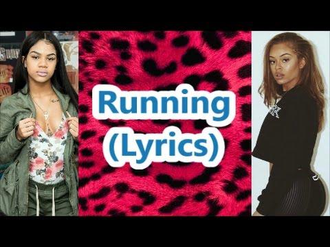 Miss Mulatto ft Molly Brazy - Running (Lyrics)