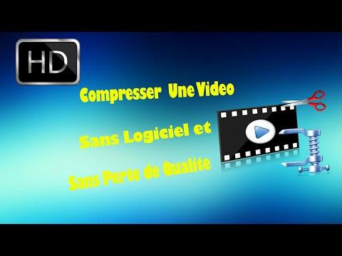 { Tuto } Compresser une vidéo sans perdre de qualité Ꙭ sans logiciel