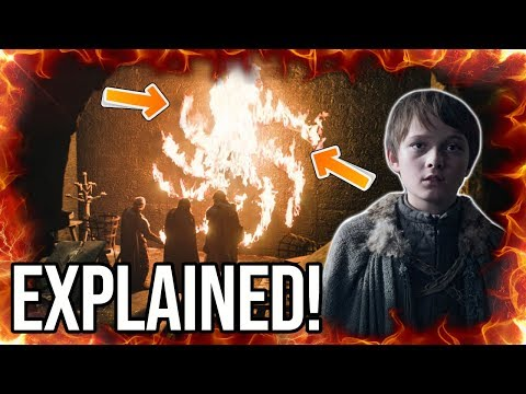 Game of Thrones Season 8 Episode 1 Winterfell BREAKDOWN and Review!