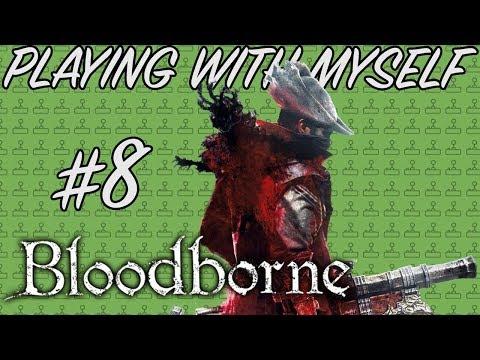 Bloodborne Gameplay Walkthrough Part 8 - THE CLERIC BEAST IS POINTLESS
