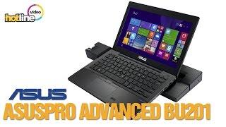 Опыт эксплуатации корпоративного ноутбука ASUS ASUSPRO BU201