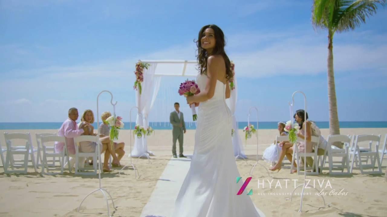 Hyatt Ziva All Inclusive Resort Weddings