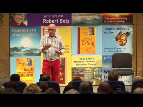 Raus aus den alten Schuhen - Robert Betz