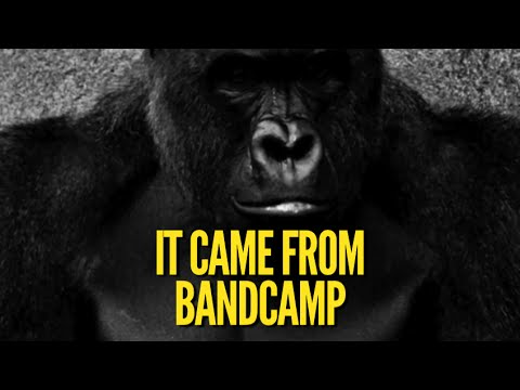 HARAMBE METAL - It Came From Bandcamp