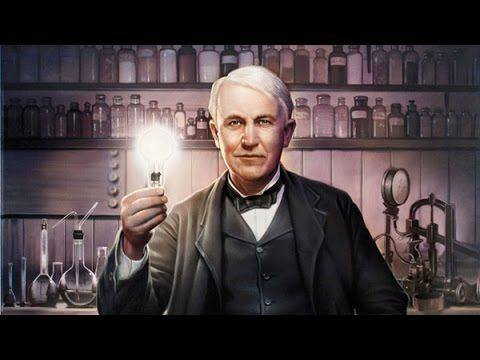 Thomas Edison Documentary The Wizard of Menlo Park