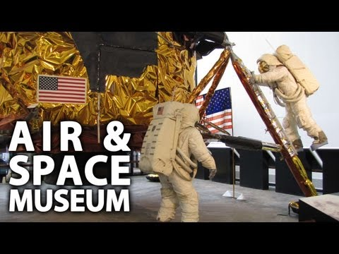 Air & Space Museum At The Smithsonian