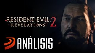 """Análisis de Resident Evil: Revelations 2 - """"Infección cooperativa"""""""