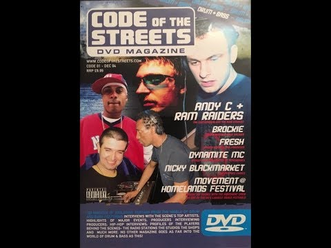 Code of the Streets 01- December 2004
