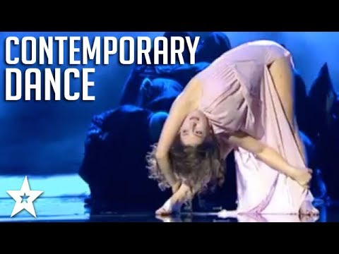 Incredible Contemporary Dance Act WOWS Judges! | Got ... - photo#20
