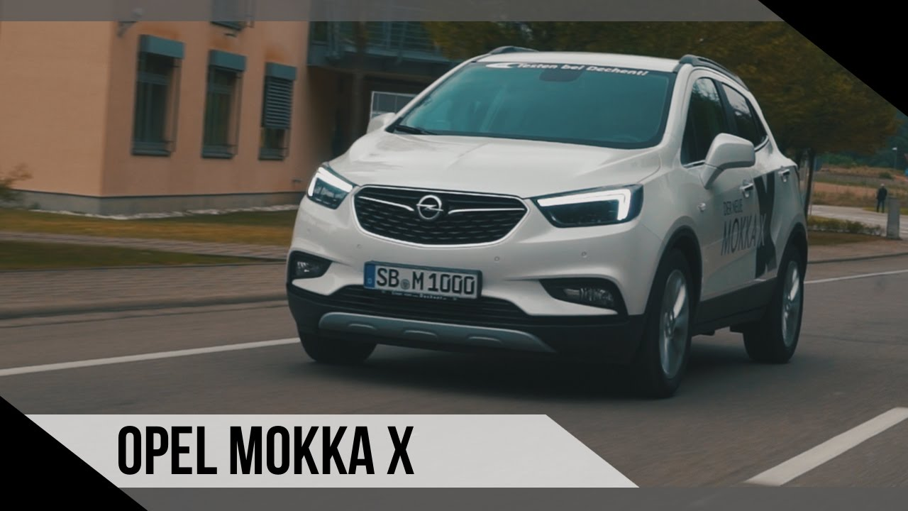 Opel Mokka Review Pagebd Com