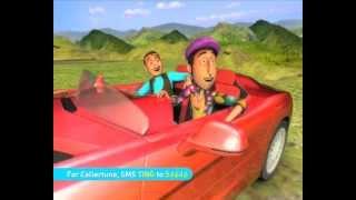 Halkat Sawaal - Halkat Sawaal Tung Tucking Ting -ing In Their Brand New Car!