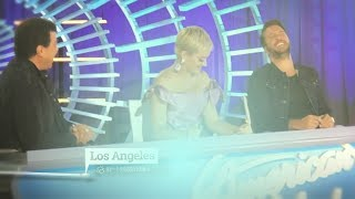 The Road To Hollywood — American Idol Season 2 on ABC