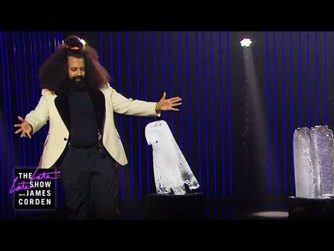 Reggie Watts: Ice Sculpter