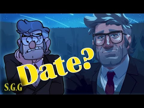 dating grunkle stan