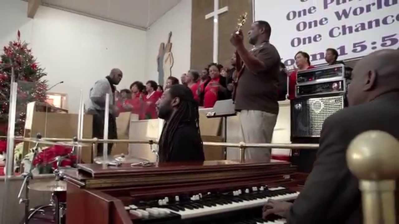 The Gathered Church - Dr. Rick Byrd - YouTube