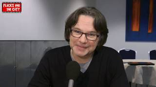 Hunted & X-Files Sequel News Interview with writer Frank Spotnitz