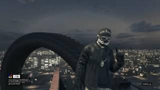 الصاعقة الخاصة 8 ، التقزم خط وخلق الجولة (P-أربعين) - ( PS4 GTA 5 على الانترنت )