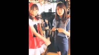 女子動画ならC CHANNEL http://www.cchan.tv 10/26に行われた六本木ハロ...