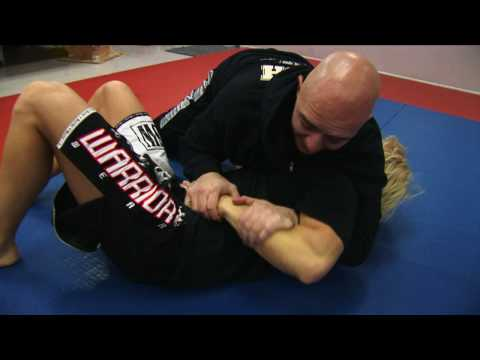 Billy Robinson Double Wrist Lock