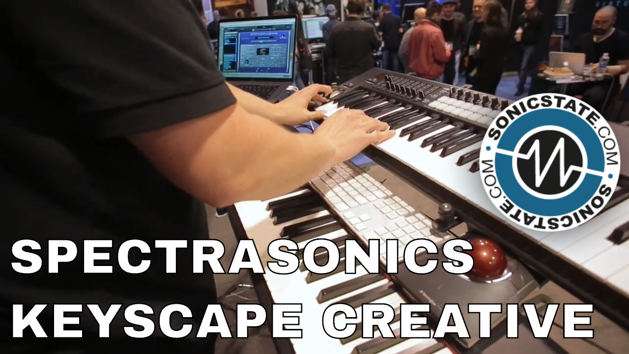 Omnisphere/ Keyscape Creative Update!!! | AudioSEX - Professional