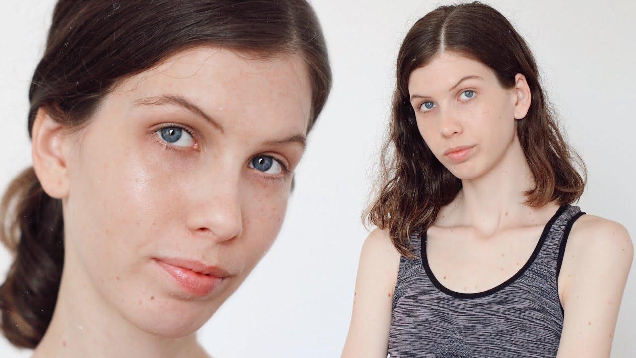 Maquillaje Para Casting De Modelos Nicole Dileo Youtube