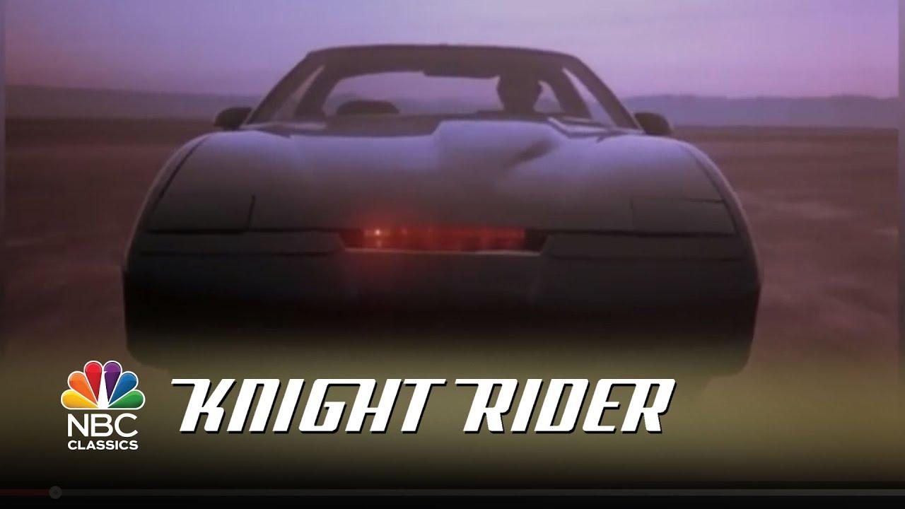 Knight Rider Original Show Intro Nbc Classics Youtube